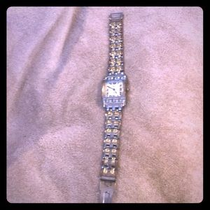 Bijoux Terner watch gold
